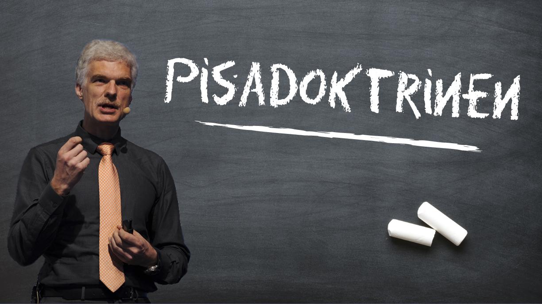 """Pisa-chefen Andreas Schleicher  som kallats för """"världens skolmagister""""."""