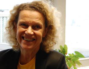 Kristina Orth-Gomér, professor i samhällsmedicin på Karolinska Institutet.