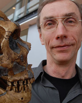Svante Pääbo och hans forskningsobjekt, Neandertalaren