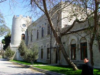 Villa Petrolea i Baku, Azerbaidsjan